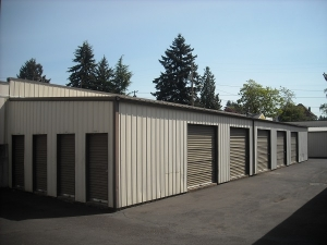 Portland self storage from Anderson Mini Storage