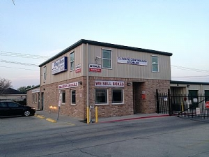 Corpus Christi self storage from Move It Self Storage - Bay Area
