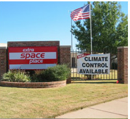 Edmond self storage from Extra Space Place #6
