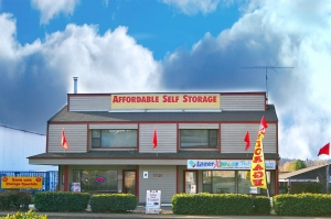 Auburn self storage from Affordable Self Storage - Kent