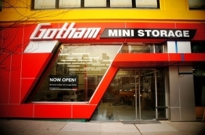 Jersey City self storage from Gotham Mini Storage
