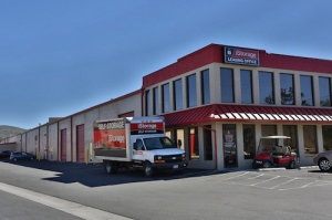 Carson City self storage from iStorage 50 East
