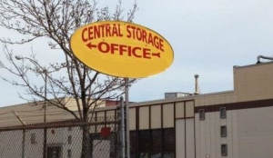 Rochester self storage from Central Storage