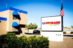 Phoenix self storage from US Storage Centers - Glendale