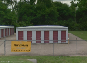 Lufkin self storage from A-1 Self Storage