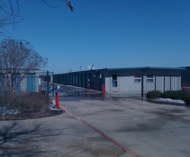 Burleson self storage from Attic Storage Inc.