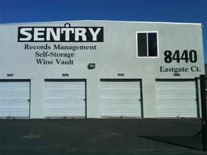 La Jolla self storage from Sentry Storage Solutions San Diego