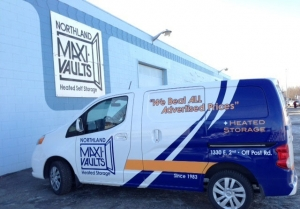 Anchorage self storage from Northland Maxi-Vaults