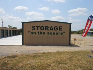 Blue Ridge self storage from Storage on the Square