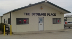 Kaufman self storage from The Storage Place - Terrell