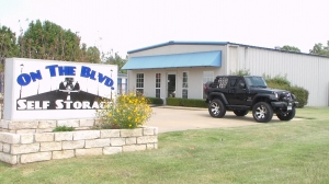 Texarkana self storage from On The Blvd Self Storage