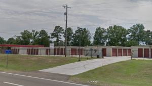 Ridgeland self storage from Hwy 80 Mini Storage