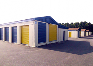 Bayport self storage from Storage Post - Islandia