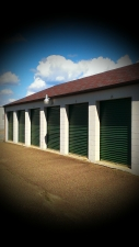 Fredericksburg self storage from Downtown Storage, LLC