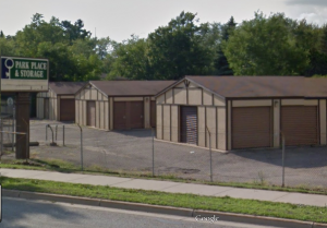 Portage self storage from Park Place & Storage - Kalamazoo - Gull Rd