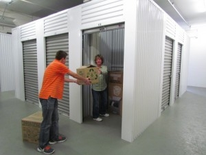 La Vista self storage from Urban Storage