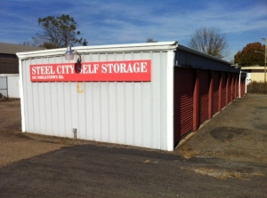 Pittsburgh self storage from Steel City Self Storage, LLC
