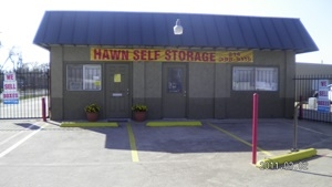 Ferris self storage from Hawn Freeway Self Storage