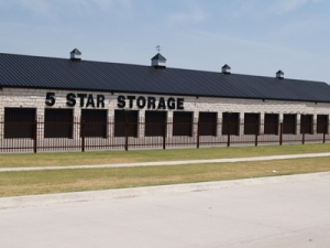 El Reno self storage from 5 Star Storage
