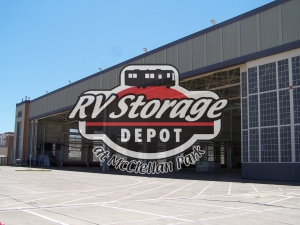 photo of McClellan RV Storage Depot
