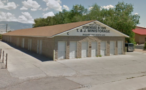Grand Junction self storage from T&J Mini Storage - 30 Rd