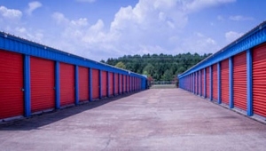 Jackson self storage from StorageMax - Southwest