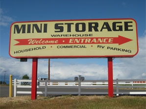 Medford self storage from Mini-Storage Warehouse