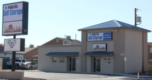 Horizon City self storage from Pebble Hills Self Storage