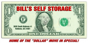 photo of Bill's Self Storage
