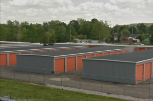 Huntington self storage from DVR Storage