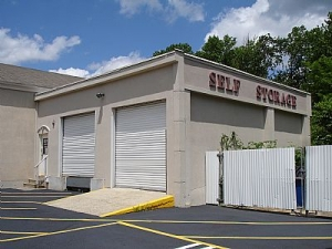 Brick self storage from Master Secure Storage