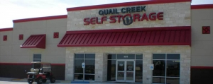 Laredo self storage from Quail Creek Self Storage