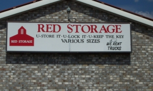 photo of Red Storage