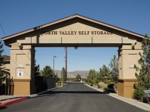 Reno self storage from North Valley Self Storage