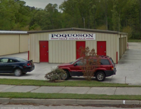 Hampton self storage from Poquoson Self Storage