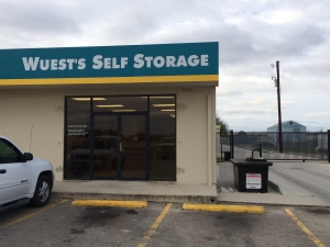 Schertz self storage from Wuest's Self Storage