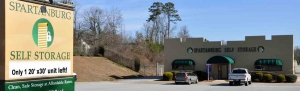 photo of Spartanburg Self Storage
