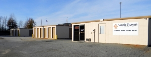 Boiling Springs self storage from Simple Storage Solutions, LLC