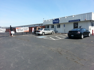 Cranston self storage from Casey Storage Solutions - Pawtucket - Concord St.