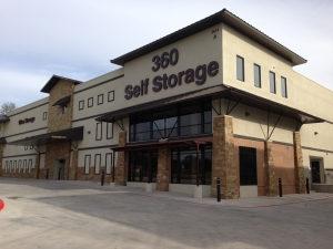 Austin self storage from 360 Self Storage