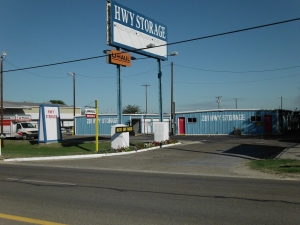 Pharr self storage from Highway Storage - North Pharr