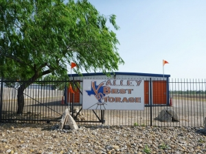 Harlingen self storage from Valley Best Storage