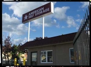 Sandy self storage from American Self Storage