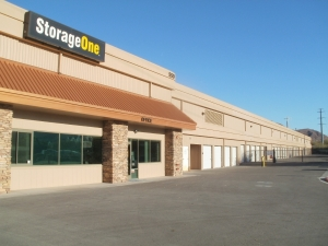 Boulder City self storage from LifeStorage of Mission Hills