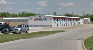 Salina self storage from Access Storage- Copper Court