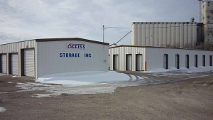 Salina self storage from Access Storage- East Country Club