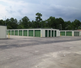 Gulfport self storage from S & E Mini Storage