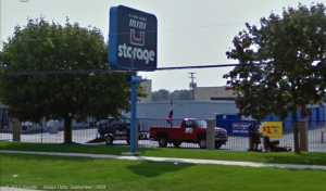 Tecumseh self storage from Mini U Storage - Ryan Road