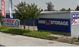 Stockton self storage from Mini U Storage - Stockton