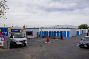 Riverside self storage from Mini U Storage - Riverside I